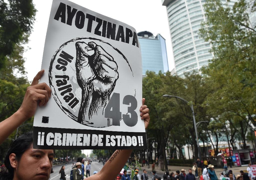 Mexico missing case file shows some contradictions