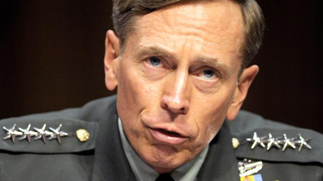 David Petraeus to Testify Friday