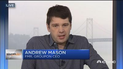 Groupon ex-CEO says the company still has a chance