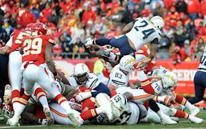 NFL: San Diego Chargers at Kansas City Chiefs