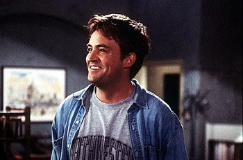 Matthew Perry as Oscar Novak in Warner Brothers' Three To Tango