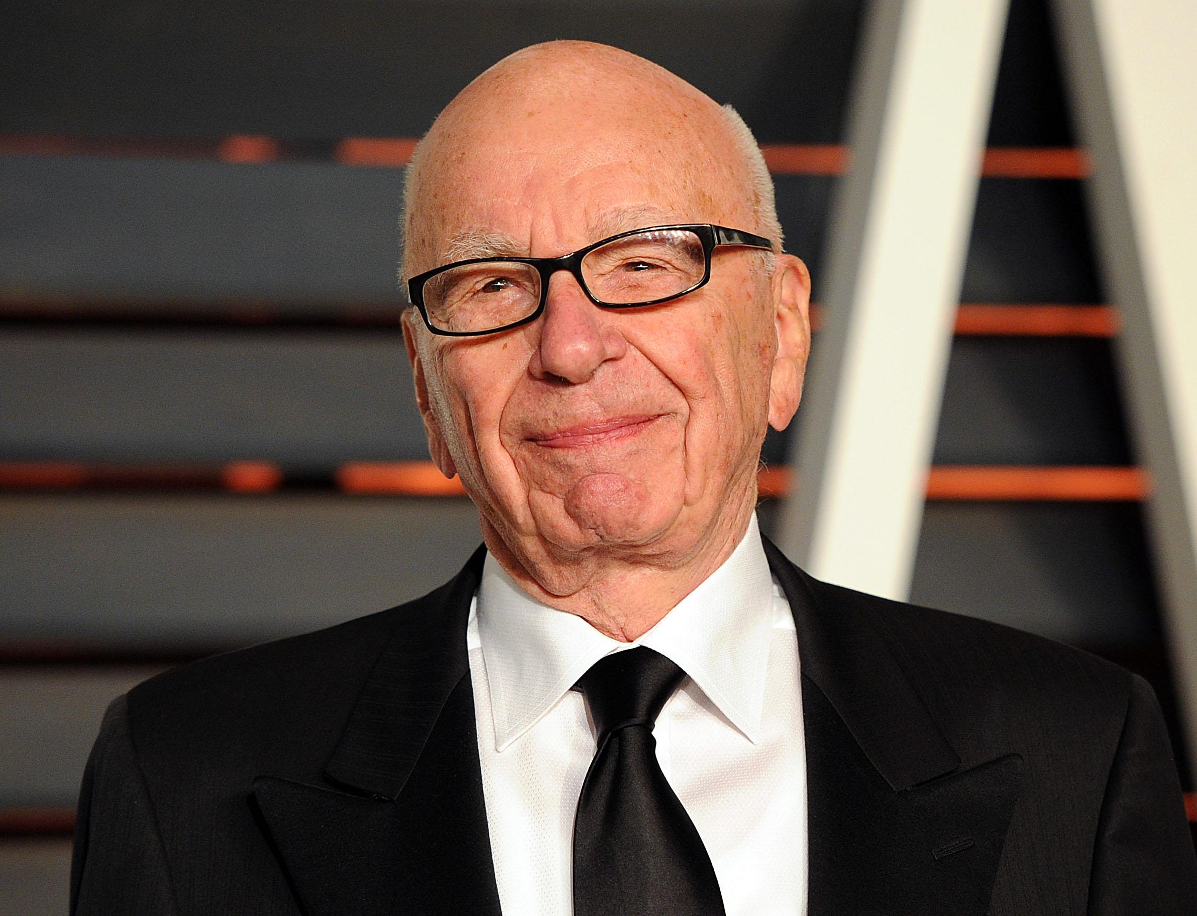 Rupert Murdoch apologizes for 'real black President' tweet