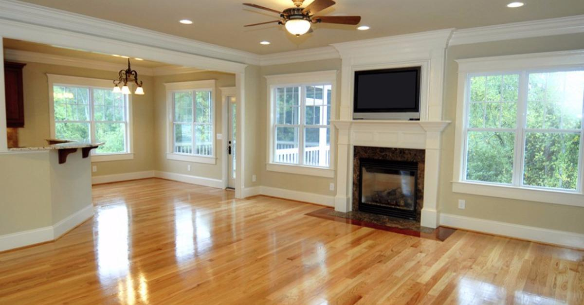 25 Living Rooms with Hardwood Floors