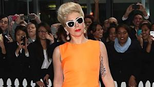 Gaga Admits: I've Gained 25 Pounds