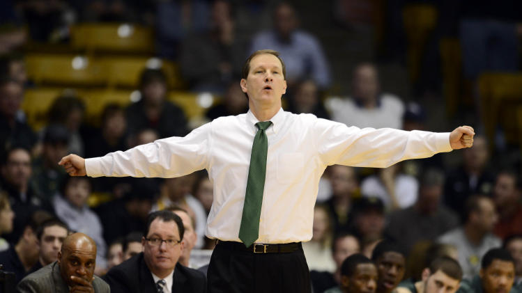 NCAA Basketball: Oregon at Colorado