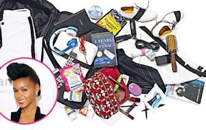 Janelle Monae: What's in My Bag?