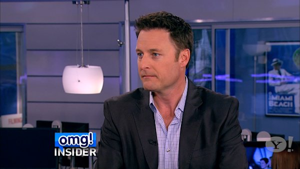 Chris Harrison, interview, docks, divorce, on Ellen, on.