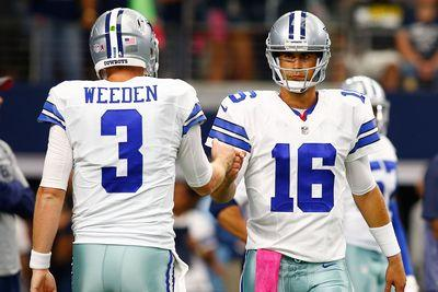 Matt Cassel 'highly likely' to start after Cowboys bye, per report, but not for fantasy teams