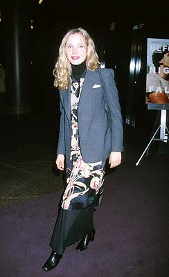 Julie Delpy at the Los Angeles premiere of Fine Line Features' Before Night Falls