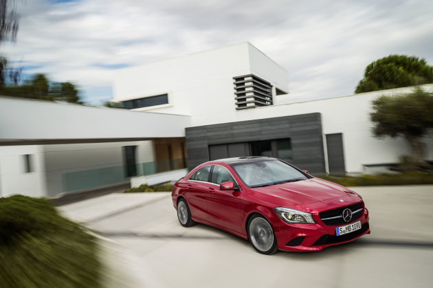 Mercedes-Benz CLA-Class