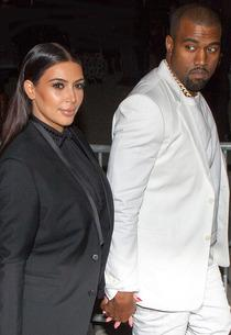 Kim Kardashian and Kanye West | Photo Credits: Marc Piasecki/Getty Images