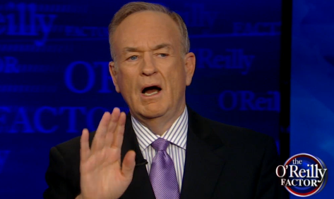 Bill O'Reilly on Gay Marriage: 'Compelling Argument is on the Side of Homosexuals'