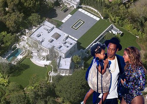 Beyoncé and Jay Z Are Renting The Big Lebowski's Mansion For $150k a Month