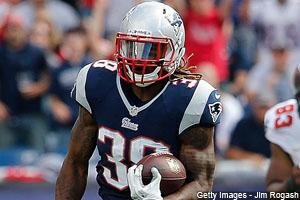 Pats to Employ RB Rotation?