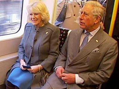 Raw: Royals Ride Tube Marking Its 150th Year