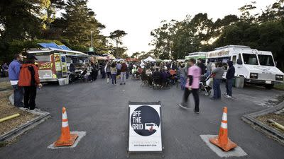 Off the Grid Bringing Its Food Truck Market to Fremont
