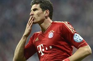 Gomez thanks 'best club in the world' Bayern