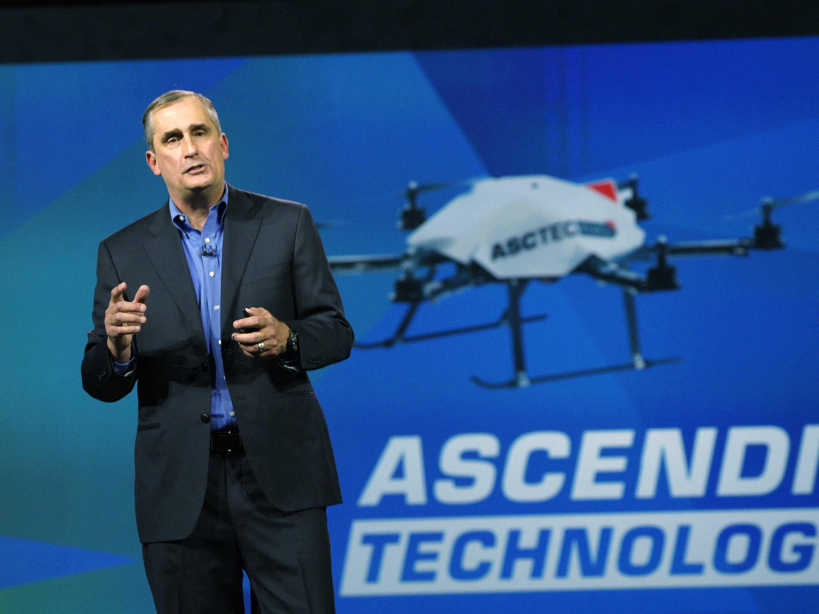 Intel's CEO doesn't think Windows 10 will boost PC sales