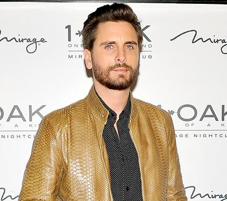 Scott Disick to Host Nightclub Party in Las Vegas Days After Leaving Rehab
