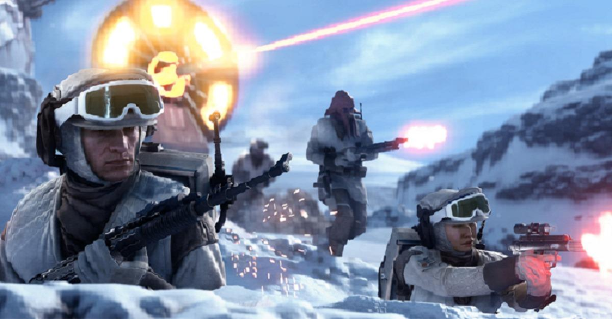 Star Wars Battlefront Made Me Feel in the Movie