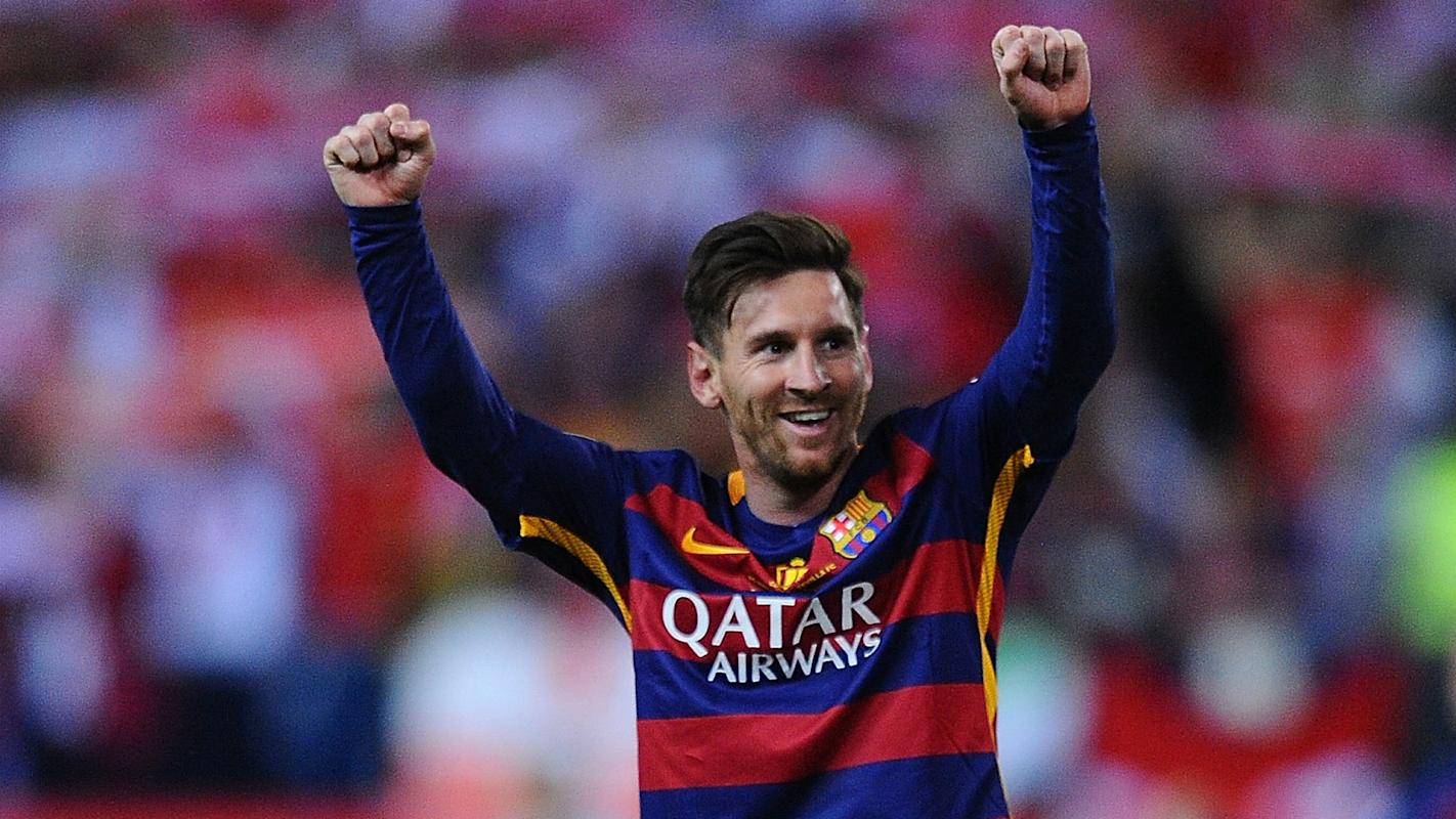 Messi excited by future Barcelona challenges