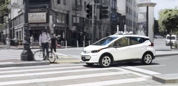 General Motors' Self-Driving Plans Have Shifted Into High Gear