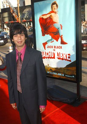 Hector Jimenez at the Hollywood premiere of Paramount Pictures' Nacho Libre