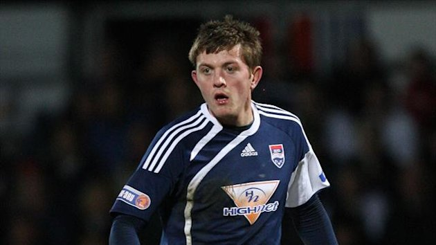 Richard Brittain of Ross County (PA Photos)