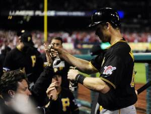 MLB: NLDS-Pittsburgh Pirates at St. Louis Cardinals