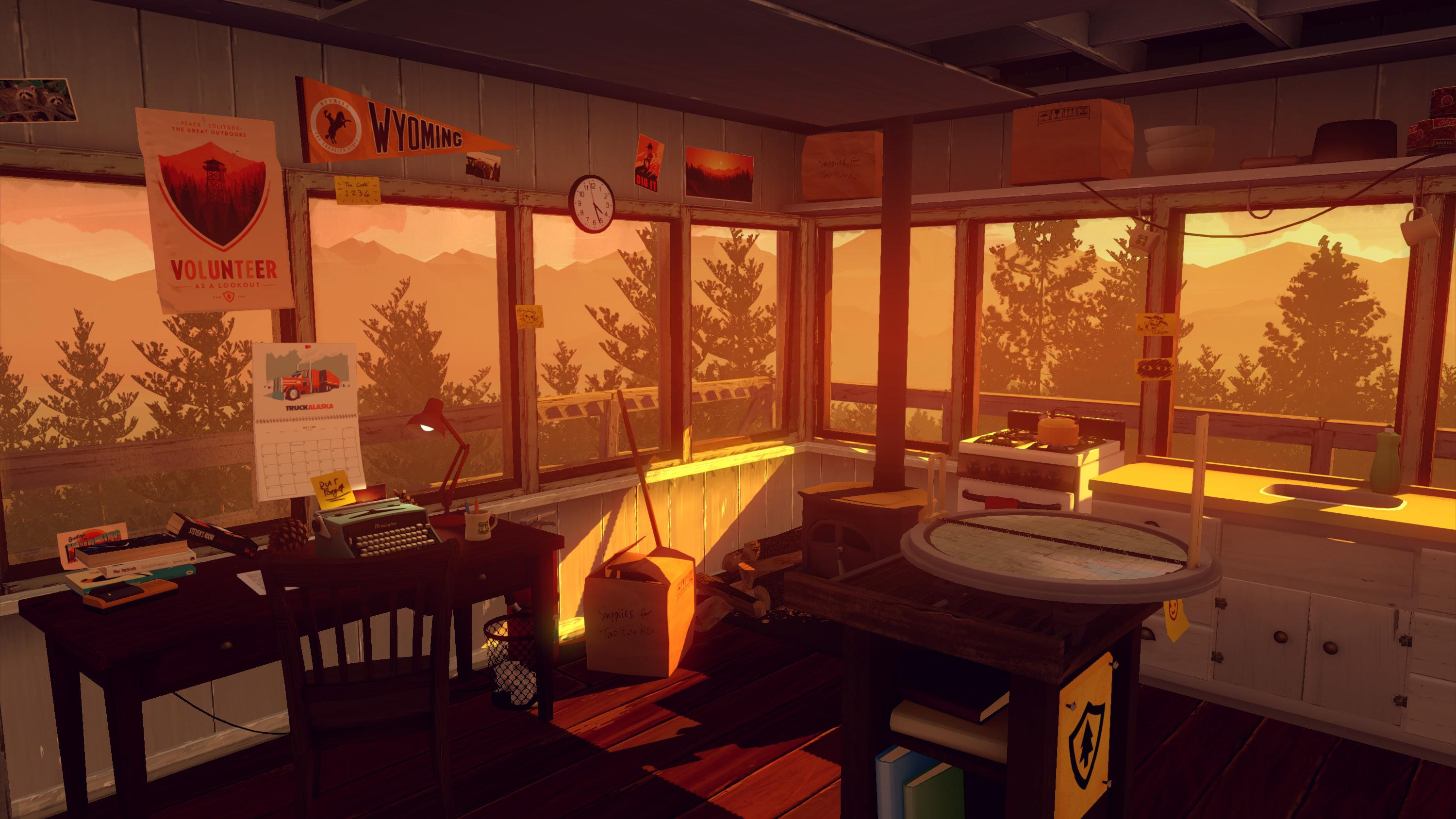 Review: Indie games 'Firewatch,' 'Unravel' fall short