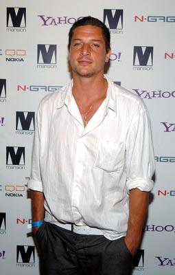 Simon Rex Paris Hilton Record Release Party At Mansion Nightclub - Miami, FL - 8/28/2004