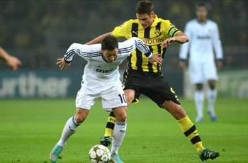 Kehl rues missed Borussia Dortmund chances