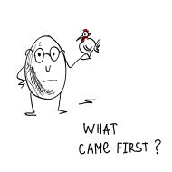 What Came First   The Tweet or the Egg? image what came first11