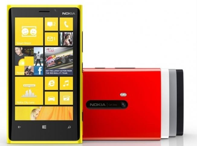 Nokia Lumia 920 will only be an AT&T exclusive for six months