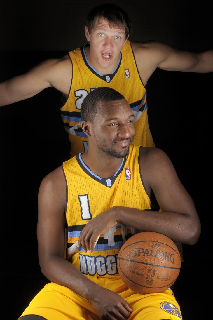 Shaw ready to bring new style to Nuggets