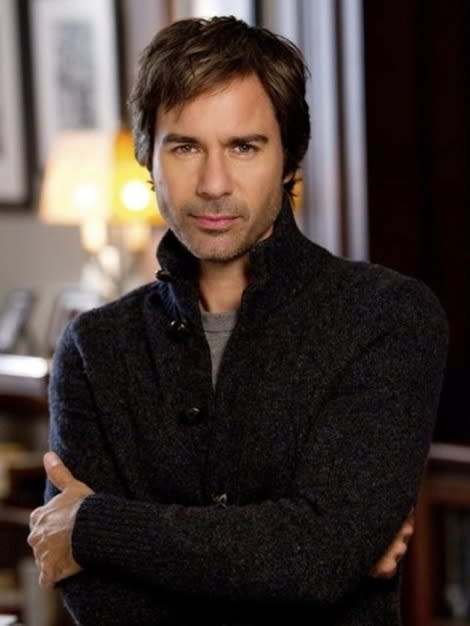 Exclusive interview: Eric McCormack talks about 'Perception,' his role, and schizophrenia