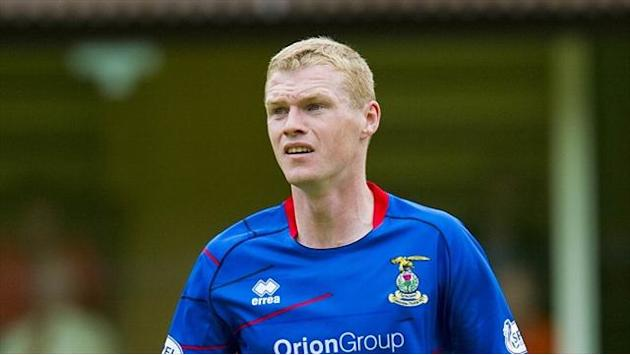Scottish Premiership - Inverness stay three points clear of Celtic