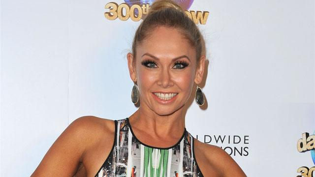 Kym Johnson Taking a Break From 'DWTS'