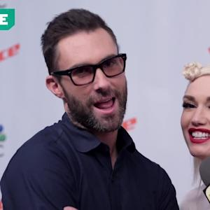 EXCLUSIVE: Gwen Stefani Gushes About Fellow 'Voice' Coaches: I Love You, Blake
