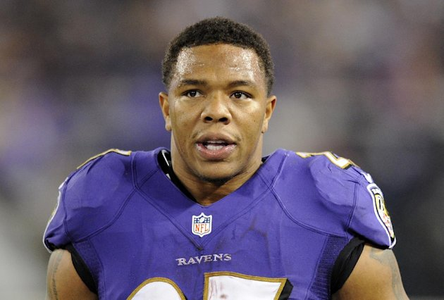 Baltimore Ravens running back Ray Rice indicted on aggravated a…
