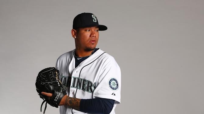 MLB: Seattle Mariners-Photo Day
