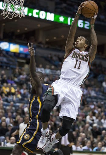 Jennings, Ellis lead Bucks past Pacers, 99-85