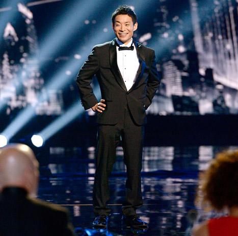 "America's Got Talent Winner Kenichi Ebina Is ""One of a Kind,"" Says Howard Stern"