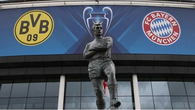 Champions League - Germany's time to shine at Wembley