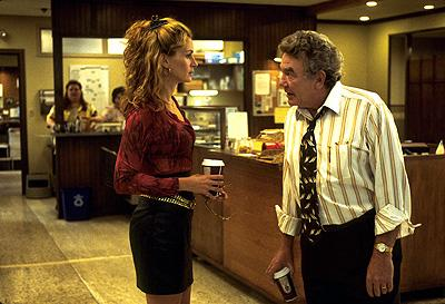 Julia Roberts and Albert Finney in Universal's Erin Brockovich