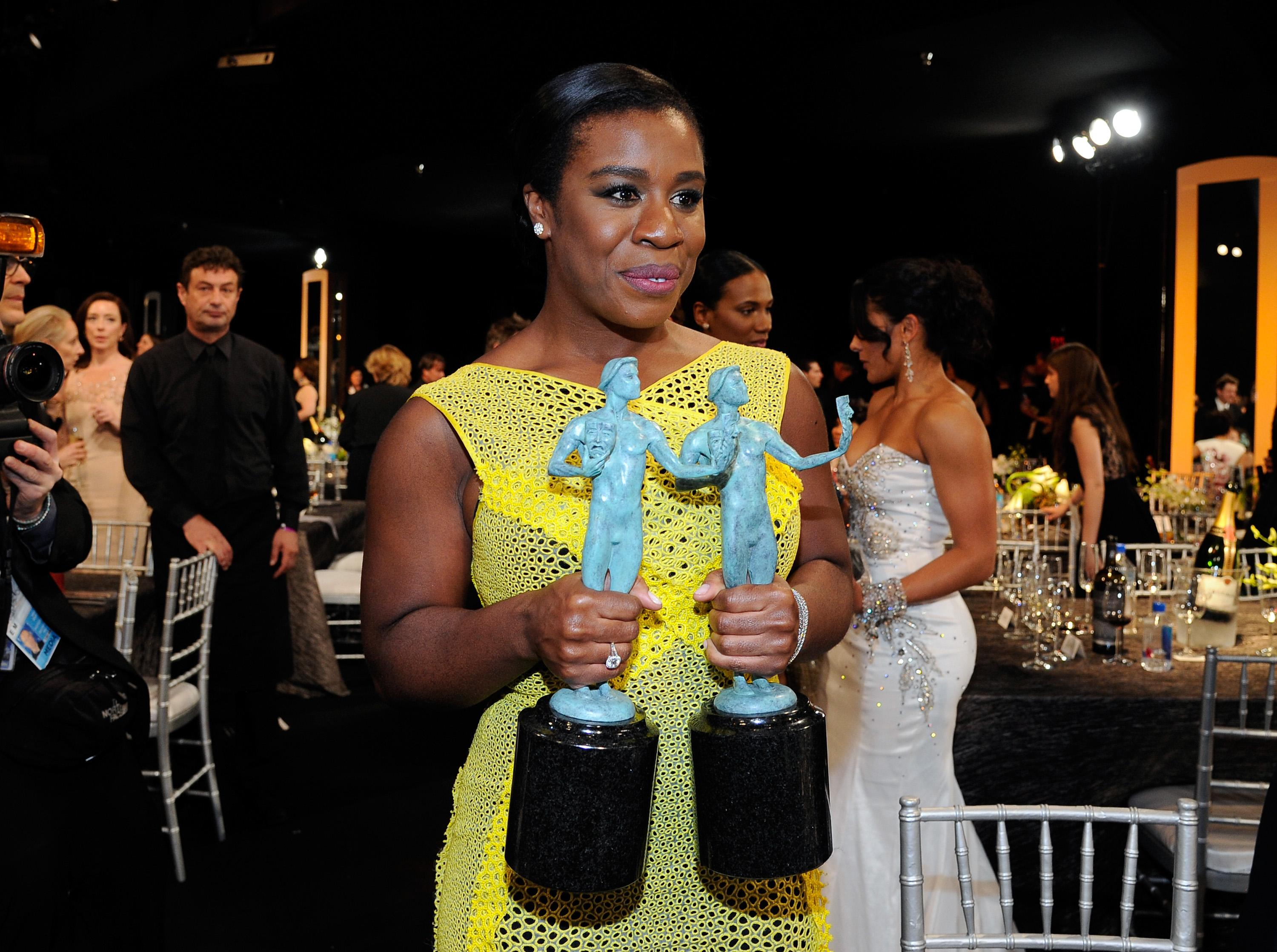 SAG Awards: Newcomers Reign in TV Races