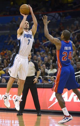 Pistons hold off Magic for 104-102 win