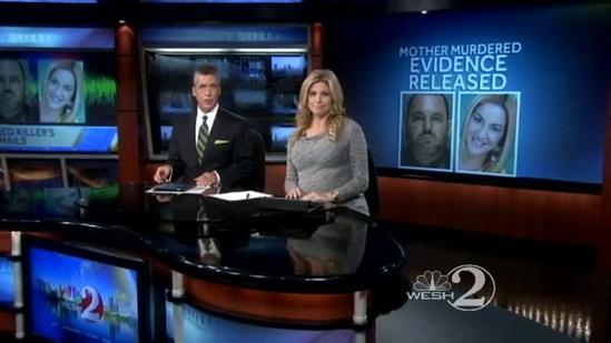 Text messages, voicemails from murder suspect's phone released