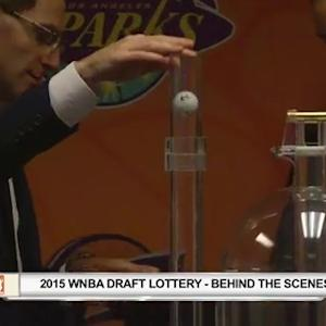 2015 WNBA Lottery: Behind the Scenes