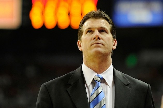New UCLA leader Steve Alford is among the top NCAA coaches to hire top prep coaches — Getty